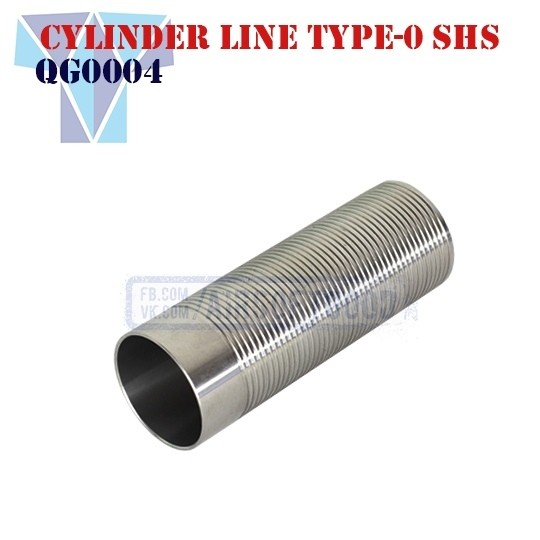 Cylinder Line Upgrade Type-0 Stainless Steel SHS (QG0004)
