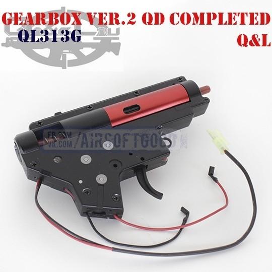 Gearbox Ver.2 QD в сборе Q&L (QL313G)
