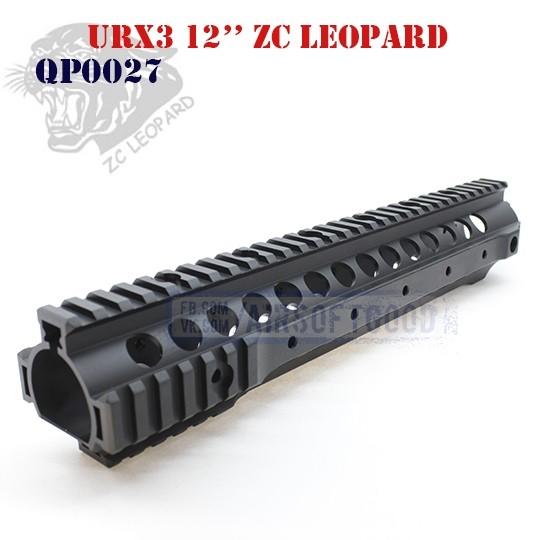 URX3 12'' Handguard ZC Leopard (QP0027)