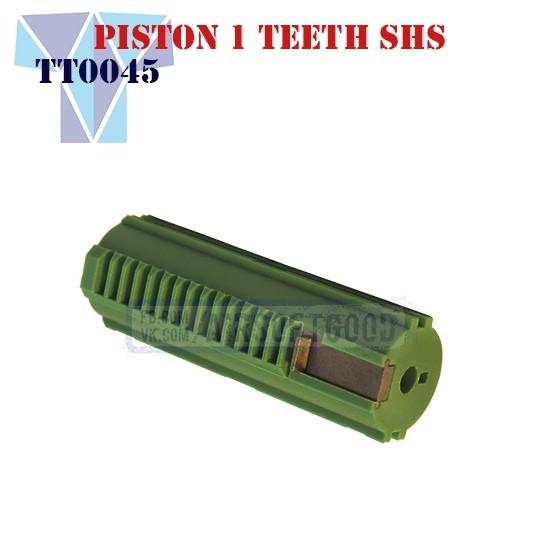 Piston 1 Teeth SHS (TT0045)