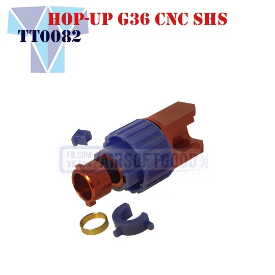 Hop-UP G36 CNC Aluminum SHS (TT0082)