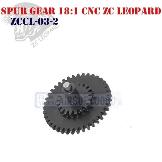 Spur Gear Standard 18:1 CNC ZC Leopard (ZCCL-03-2)