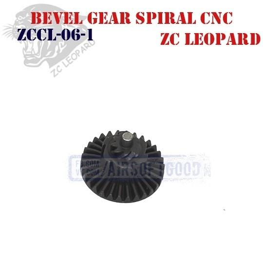 Bevel Gear Spiral Ultra Torque 100:200 100:300 CNC ZC Leopard (ZCCL-06-1)