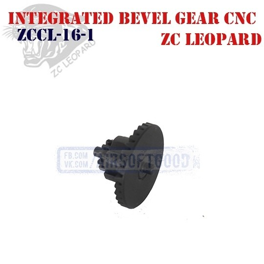 Integrated Bevel Gear CNC ZC Leopard (ZCCL-16-1)