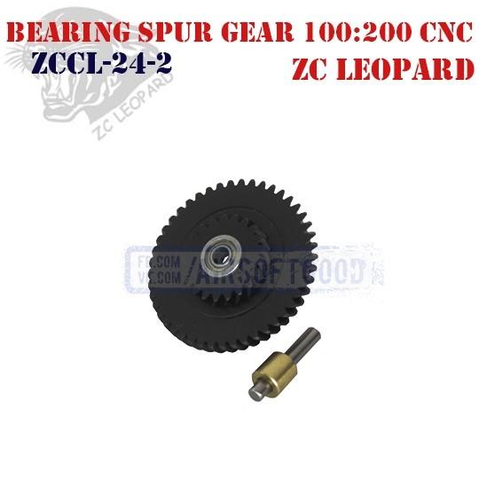 Bearing Sector Gear Torque 100:200 CNC ZC Leopard (ZCCL-24-2)