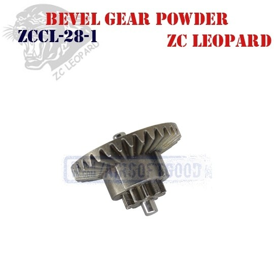 Bevel Gear 18:1 Powder ZC Leopard (ZCCL-28-1)