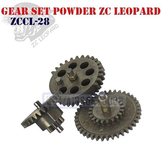 Gear Set 18:1 Powder ZC Leopard (ZCCL-28)