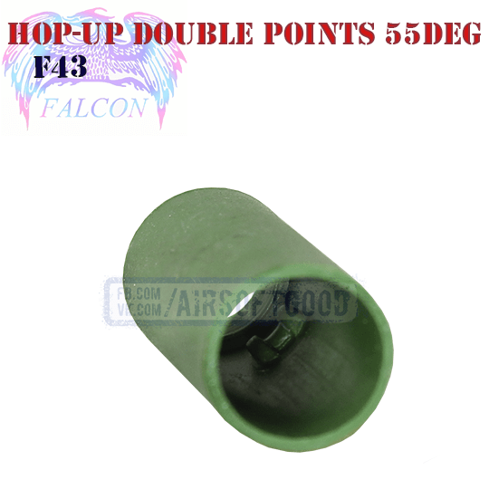 Hop-UP Double Points 55deg FALCON (F43)