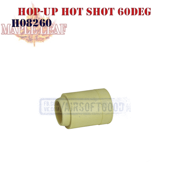 Hop-UP Hot Shot 60deg Maple Leaf (H08260)