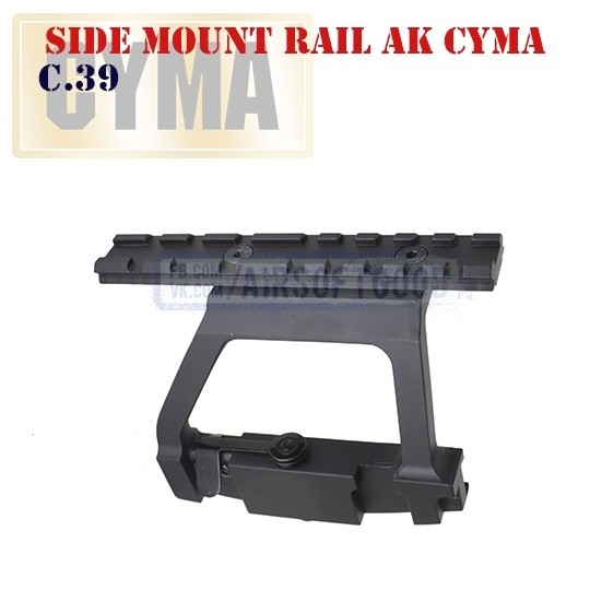 Side Mount Rail AK CYMA (C.39)