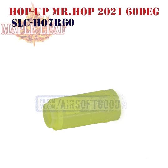Hop-UP Maximum Range MR.HOP 2021 NEW Winter 60deg Maple Leaf (SLC-H07R60)