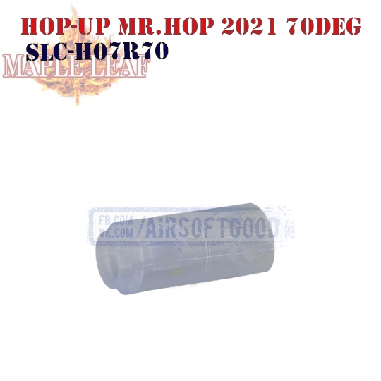 Hop-UP Maximum Range MR.HOP 2021 NEW Winter 70deg Maple Leaf (SLC-H07R70)