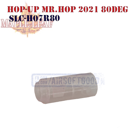 Hop-UP Maximum Range MR.HOP 2021 NEW Winter 80deg Maple Leaf (SLC-H07R80)