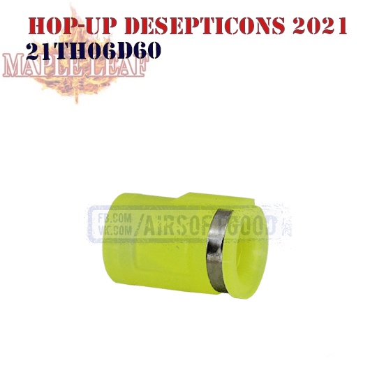 Hop-UP Bucking DESEPTICONS 2021 NEW Winter 60deg Maple Leaf (21TH06D60)