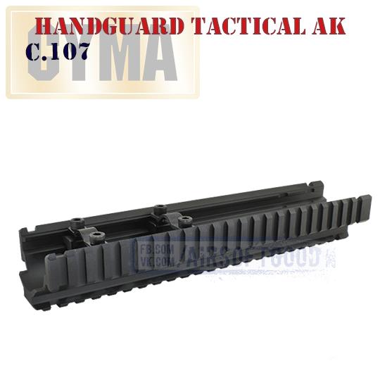 Lower Handguard Tactical AK 9.5″ CYMA (C.107)