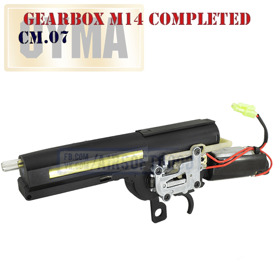Gearbox M14 Completed CYMA CM.07
