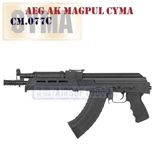 AEG AK MAGPUL CYMA CM.077C