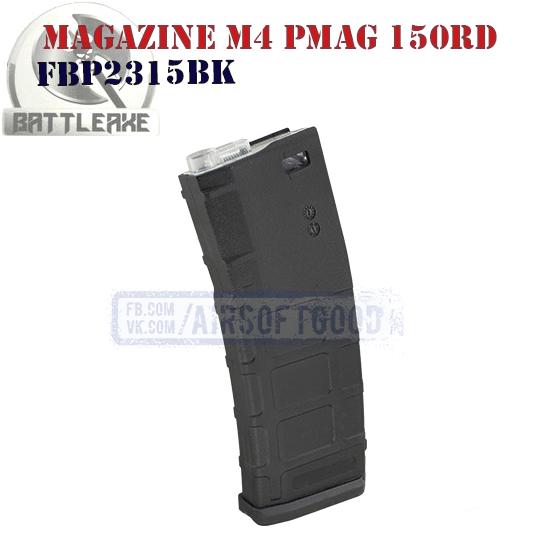 Magazine PMAG GEN M2 M4 150rd BATTLEAXE (FBP2315BK)