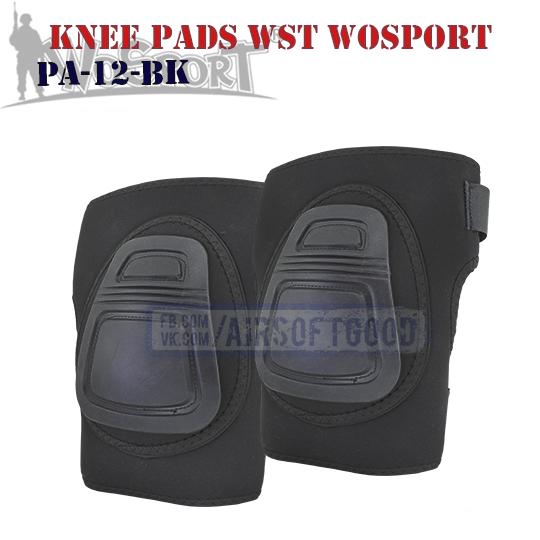 Knee Pads WST COMBAT WoSporT армейские наколенники (PA-12