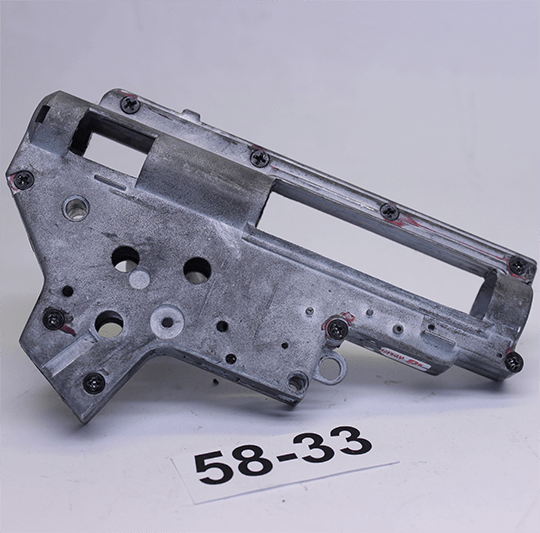 Стенки Gearbox Version 2 CYMA CM.518