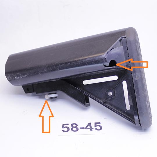 приклад M4 Crane Stock CYMA CM.507