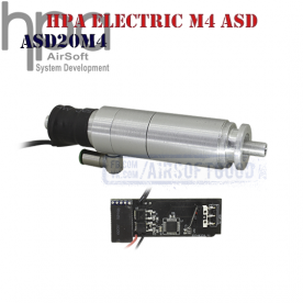 HPA Electric M4 Kit CNC ASD ASD20M4