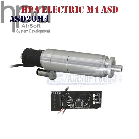 HPA Electric M4 Kit CNC ASD ASD20M4