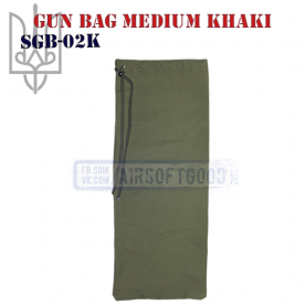 Gun Bag Medium Khaki (SGB-02K)