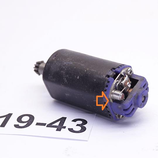 Мотор мощный короткий АК G36 Motor High Torque Short CYMA CM.045A