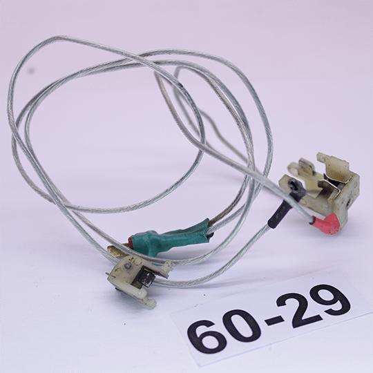 Контактная с проводкой Т-коннектор Version 2 M4