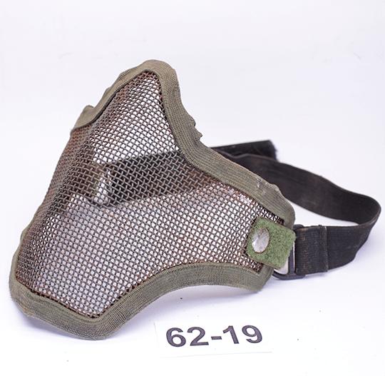 Защитная маска Steel Mesh Mask