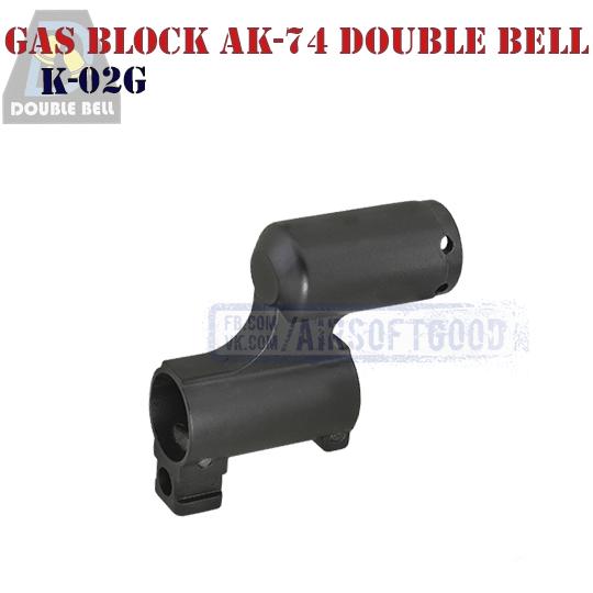 Gas Block AK-74 Double Bell Газблок АК-74