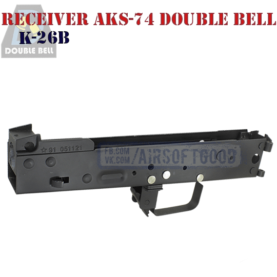 Receiver AKS-74 Double Bell K-26 Dboys