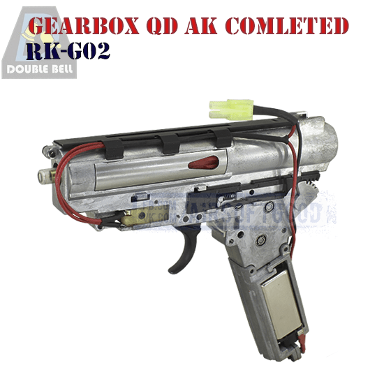 Gearbox QD AK Completed Double Bell RK-02 гирбокс АК Дбойс