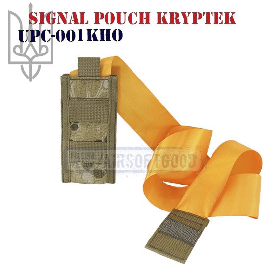 Signal Pouch Kryptek Highlander Cordura страйкбольный подсумок