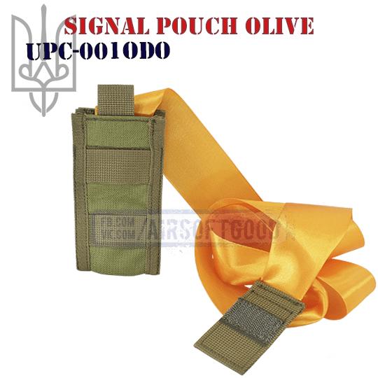 Signal Pouch Olive Cordura Олива кордура