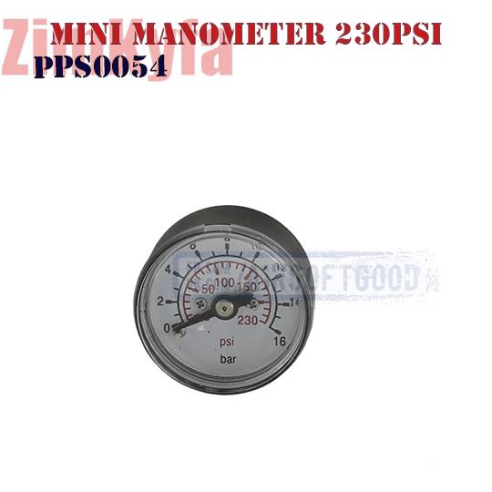 Манометр для ВВД Mini Manometer HPA ZimKyFa PPS005