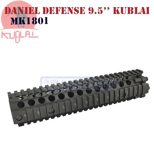 "Handguard Daniel Defense 9.5"" Lite Rail MK18 KUBLAI MK1801"