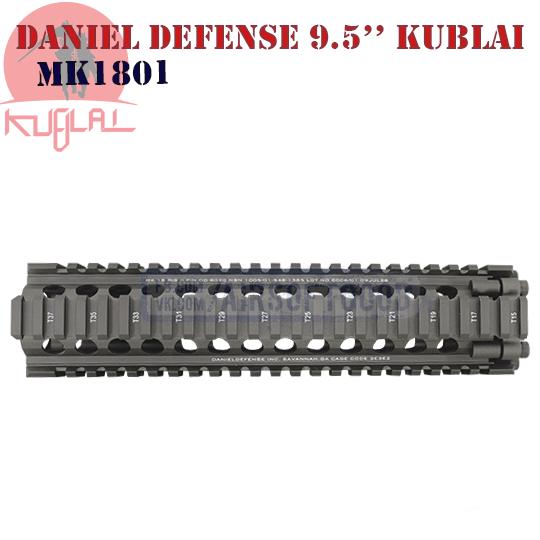 "Handguard Daniel Defense 9.5"" Lite Rail MK18 KUBLAI (MK1801)"