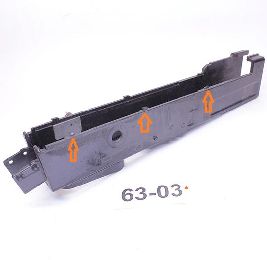 Ствольная коробка АК-47 Receiver MARUI