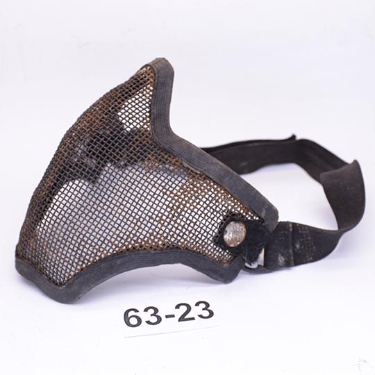 Защитная маска сетка Steel Mesh Mask