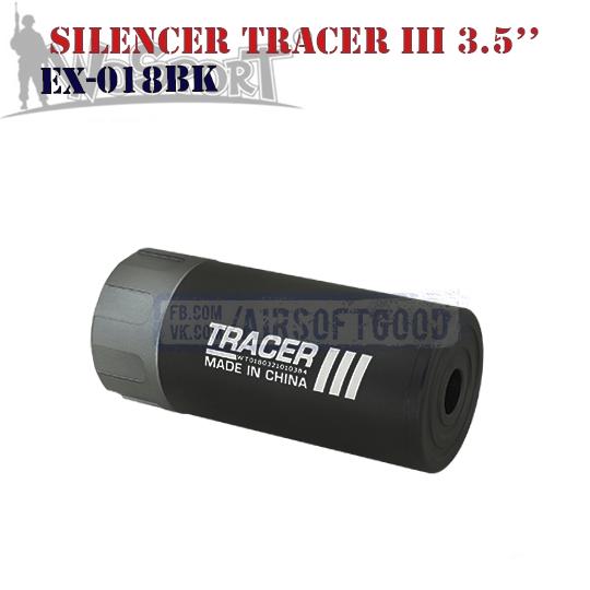 Flash Silencer 3.5'' Tracer III WoSporT EX-018 Трассерная подсветка шаров