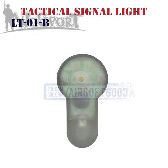 Tactical Signal Light Blue WoSporT LT-01-B