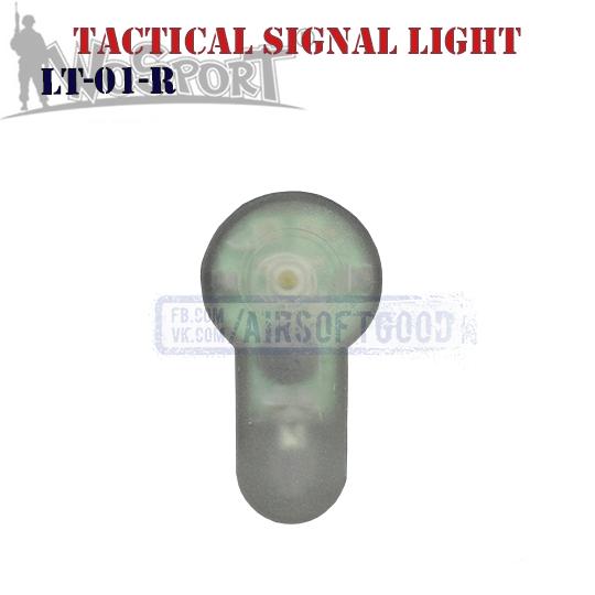 Tactical Signal Light Red WoSporT LT-01-R