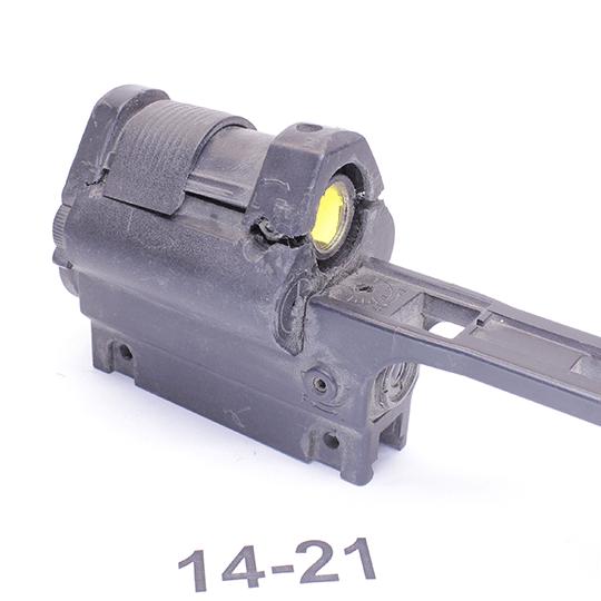 Верхняя ручка с оптикой и коллиматором G36 SRC
