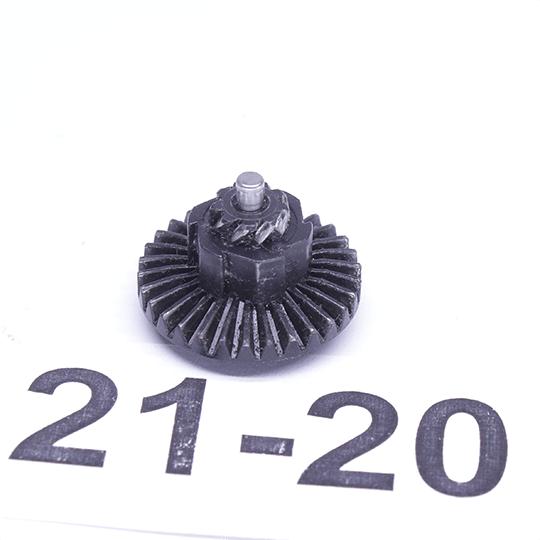 Коническая шестерня косозубая Bevel Gear 100:200 100:300 ZC Leopard