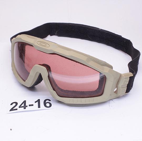 Защитные очки-маска Goggles Oakley HALO Alpha Operator