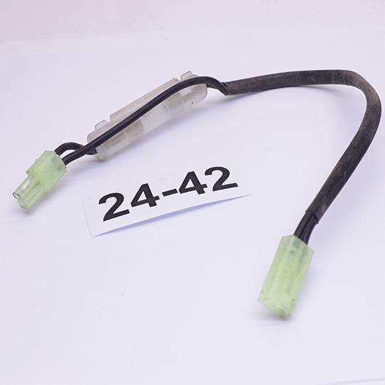 Удлинитель с коннекторами Mini и предохранителем CYMA CM.048
